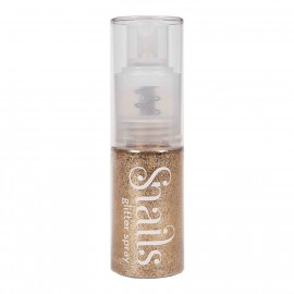 SNAILS Hair And Body Glitter Gold 25gr