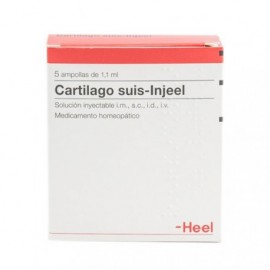 HEEL Cartilago Suis Ing 10Amps