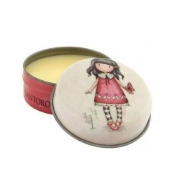 SANTORO London Gorjuss Lip Balm Vanilla, Time To Fly, 217GJ33 - 13gr