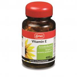 LANES Vitamin E 400IU 30Softgels