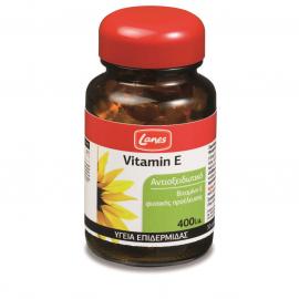 LANES Vitamin E 400IU 30Softgels