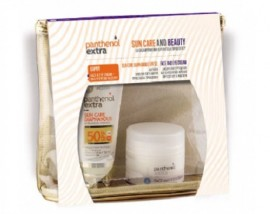 PANTHENOL EXTRA Sun Care and Beauty Set, Diaphanous SPF50 - 50ml & Δώρο Face And Eye Cream - 50ml