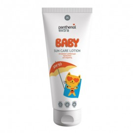PANTHENOL EXTRA Baby Sun Care Lotion SPF50 Βρεφικό Αντηλιακό Γαλάκτωμα Προσώπου & Σώματος 200ml