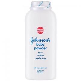 JOHNSON'S Baby Powder Βρεφική Πούδρα 200g