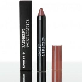 KORRES Twist Lipstick Βατόμουρο Grace 2,50ml
