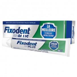 FIXODENT Pro Plus Best, Στερεωτική Κρέμα Για Τεχνητές Οδοντοστοιχίες, Γεύση Μέντα - 40gr