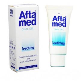 AFTAMED Teething Gel, Στοματική Γέλη για την Πρώτη Οδοντοφυία 15ml