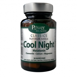 POWER HEALTH Cool Night 30caps