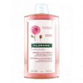 KLORANE Apaisant Shampooing a la Pivoine Chine 400ml