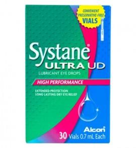 SYSTANE Ultra UD - Λιπαντικές Οφθαλμικές Σταγόνες 30X0.7ml