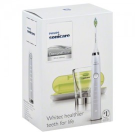 PHILIPS Sonicare DiamondClean White Edition HX9332/04, Ηλεκτρική Οδοντόβουρτσα