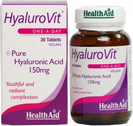 HEALTH AID Hyalurovit 150mg - 30tabs