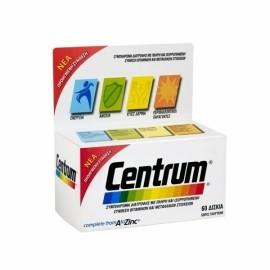CENTRUM A-Z,  Συμπλήρωμα Διατροφής - 60tabs
