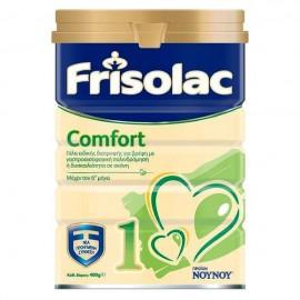 ΝΟΥΝΟΥ Frisolac Comfort 1 Ειδικό Γάλα Για Βρέφη Από 0 Έως 6 Μηνών Με Γαστροοισοφαγική Παλινδρόμηση ή Δυσκοιλιότητα  400gr