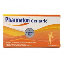 PHARMATON Geriatric - 30caps