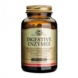 SOLGAR Digestive Enzynes - 100tabs