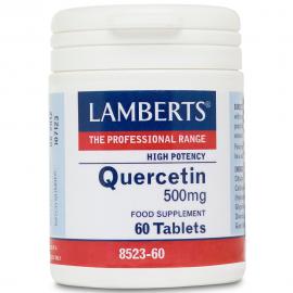 LAMBERTS Quercetin 500mg 60tabs