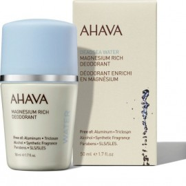 AHAVA Roll-On Mineral Deodorant for Women - 50ml