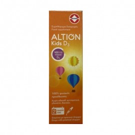 ALTION Kids D3, Βιταμίνη D3 για Παιδιά - 20ml