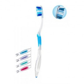 ELGYDIUM  Diffusion Hard Οδοντόβουρτσα σκληρή. Τεχνολογίας AFT για ολοκληρωμένο και πλήρη καθαρισμό του στόματος