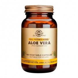 SOLGAR  Aloe Vera - 100caps