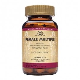SOLGAR  Female Multiple - 60 tabs