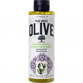 KORRES Pure Greek Olive Αφρόλουτρο Φραγκόσυκο 250 ml