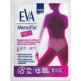 INTERMED Eva MenoFix Patch Θερμαινόμενο Επίθεμα Για Πόνους Περιόδου 1τμχ