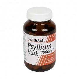 HEALTH AID Psyllium Husk 1000mg - 60caps