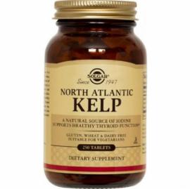 SOLGAR North Atlantic Kelp 300mg 250tabs