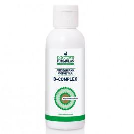 DOCTOR'S FORMULAS B- Complex, Λιποσωμιακή Φόρμουλα - 120ml