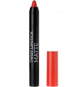 KORRES Raspberry Twist Lipstick Matte Tempting Coral 1.5gr