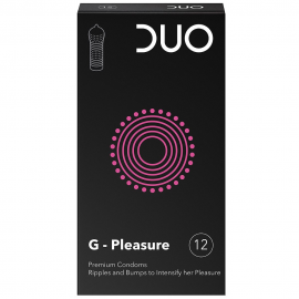 DUO G-Pleasure 12τμχ