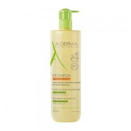 A-DERMA Exomega Control, Έλαιο Καθαρισμού για Ατοπικό Δέρμα - 750ml