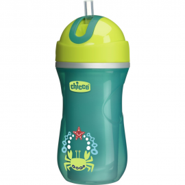 CHICCO Sport Cup Green 14m+ 266 ml