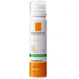 LA ROCHE POSAY Anthelios Anti-Brillance SPF50, Αντηλιακό Σπρέι - 75ml