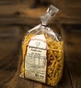 PANDROSIA Χειροποίητο Τριβελάκι με βιολογική αλόη