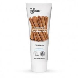 THE HUMBLE CO Natural Toothpaste Cinnamon, Φυσική Οδοντόκρεμα Κανέλα  - 75ml