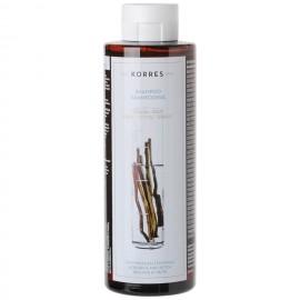 KORRES Σαμπουάν Γλυκύρριζα & Τσουκνίδα Για Λιπαρά Μαλλιά 250ml