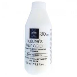 APIVITA Γαλάκτωμα Ενεργοποίησης Χρώματος Nature's Hair Color 30 vol 150ml