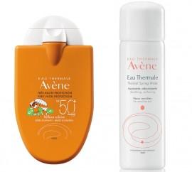 Avene Reflexe Solaire Παιδική SPF50+, 30ml & Δώρο Eau Thermale 50ml