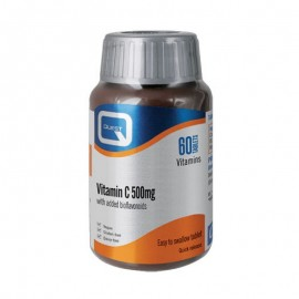 QUEST Vitamin C 500mg Quick Release 60Tabs