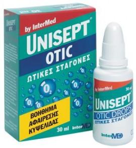 UNISEPT Otic Ear Drops 30ml