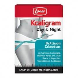 LANES Kcaligram Day & Night - 60tabs