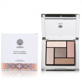 GARDEN Satin & Creamy Nude Eyeshadow  No 1 - 6gr