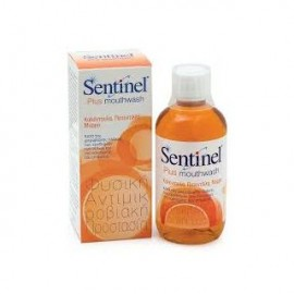SENTINEL MOUTHWASH PLUS  250ML