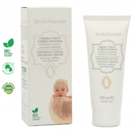 ANNE GEDDES Baby Cream Soothing Facial And Body Cream 100ml