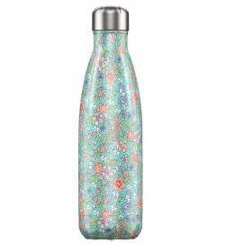 CHILLY'S BOTTLES Μπουκάλι- Θερμός Peony Floral Edition - 500ml