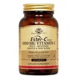 SOLGAR Vitamin Ester-C 1000mg - 60tabs