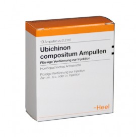 HEEL Ubichinon Compositum 10 Amps